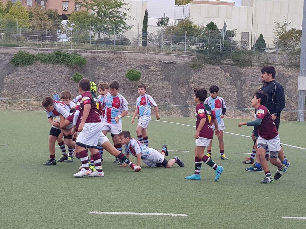 San Isidro Fuencarral Sub 12 vs Kreab Alcobendas