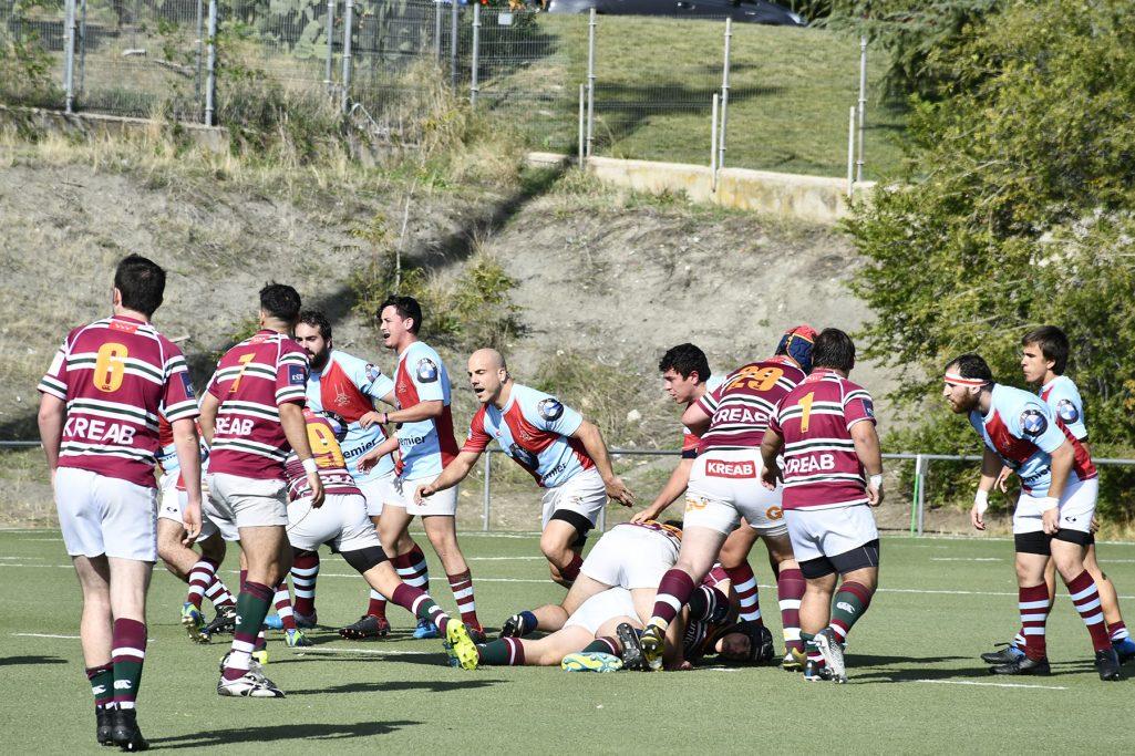 Senior 2ª División San Isidro Genetsis vs Lexus Alcobendas Rugby D