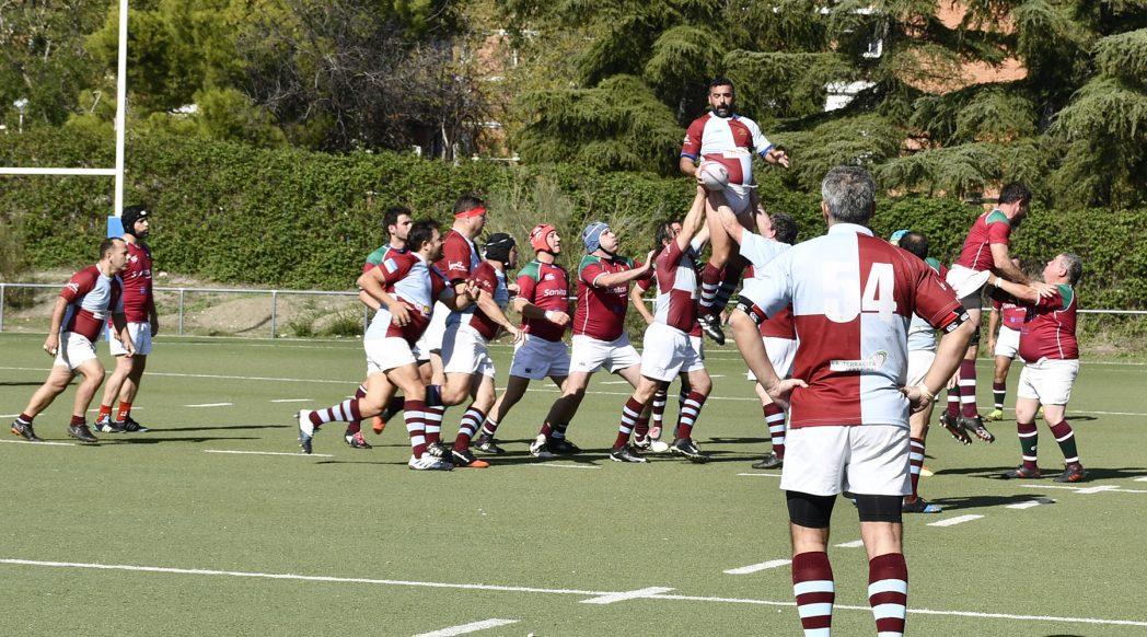 Senior 3ª División B San Isidro Old Lizards Genetsis vs Lexus Alcobendas Rugby C