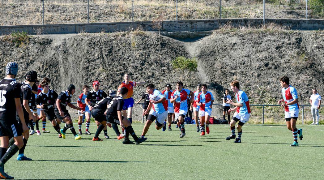 San Isidro Fuencarral vs Silverstorm El Salvador Sub 16