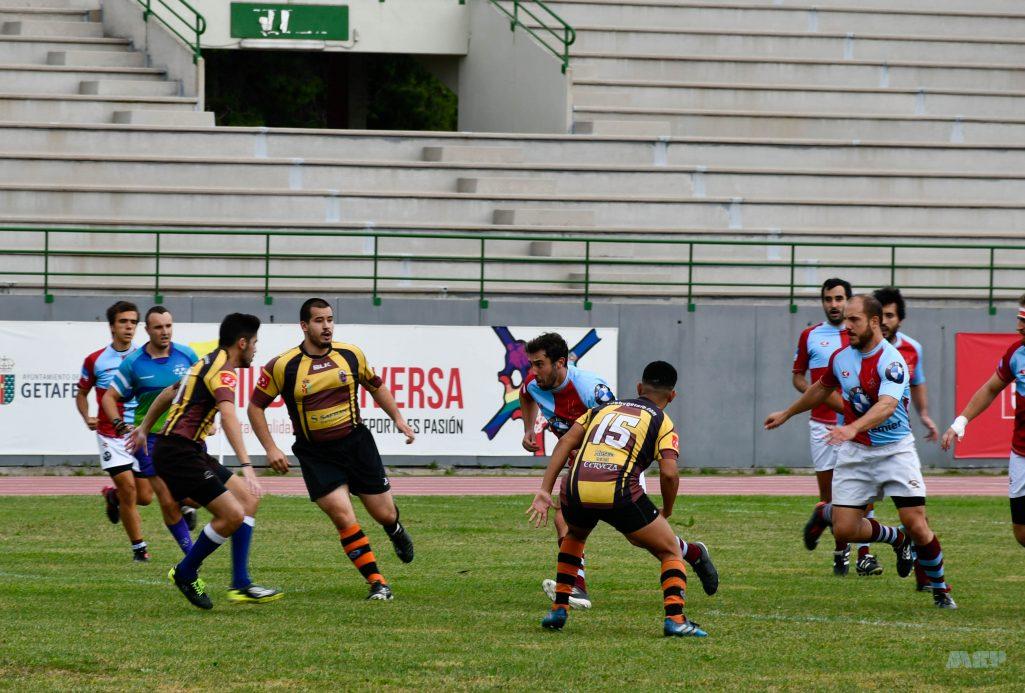 Senior San Isidro Genetsis vs Getafe RC