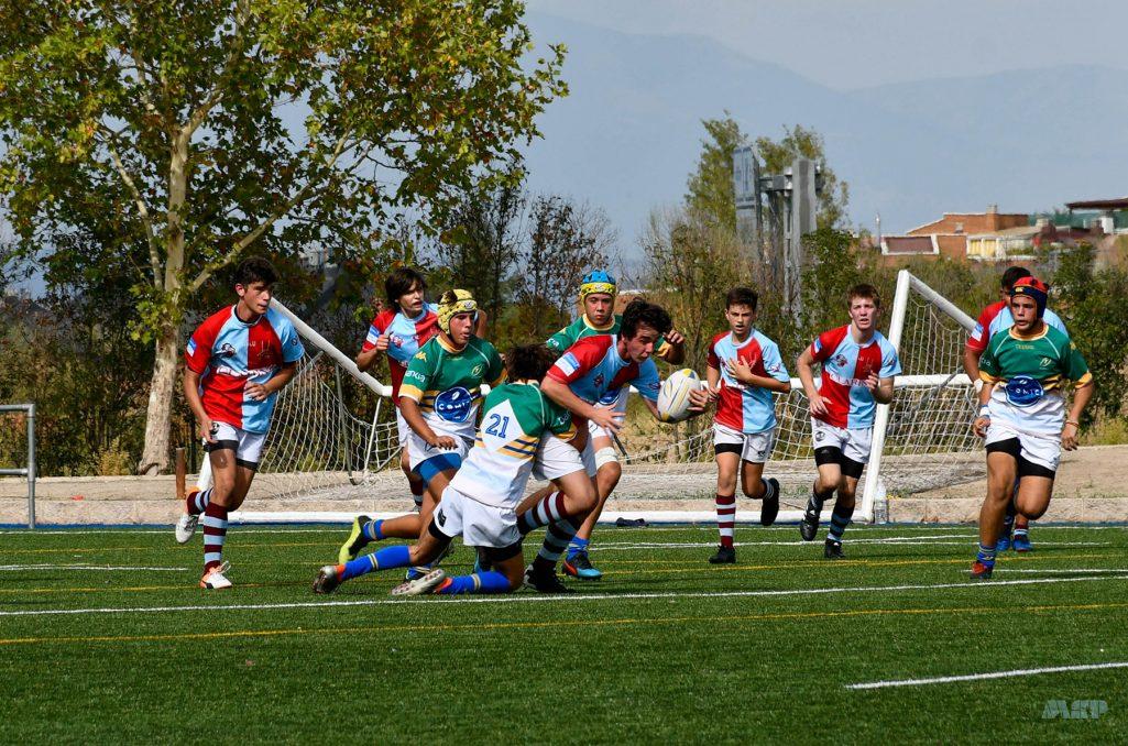 CRC Pozuelo Azul  San Isidro Fuencarral Sub 16 Primera División